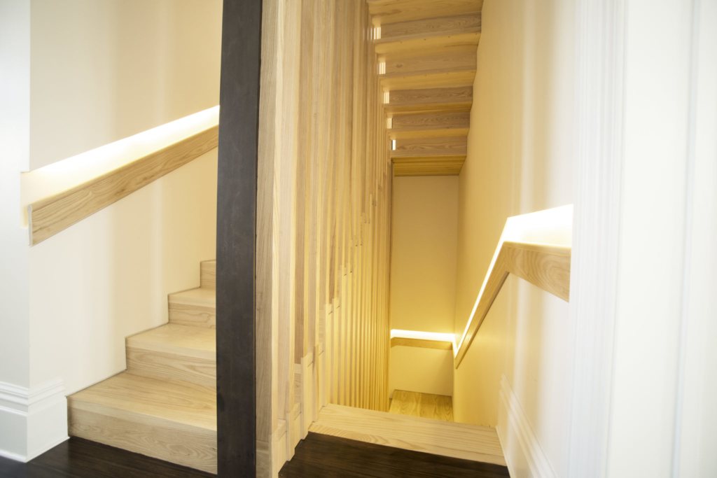 Vista Homes Renovation picture staircase
